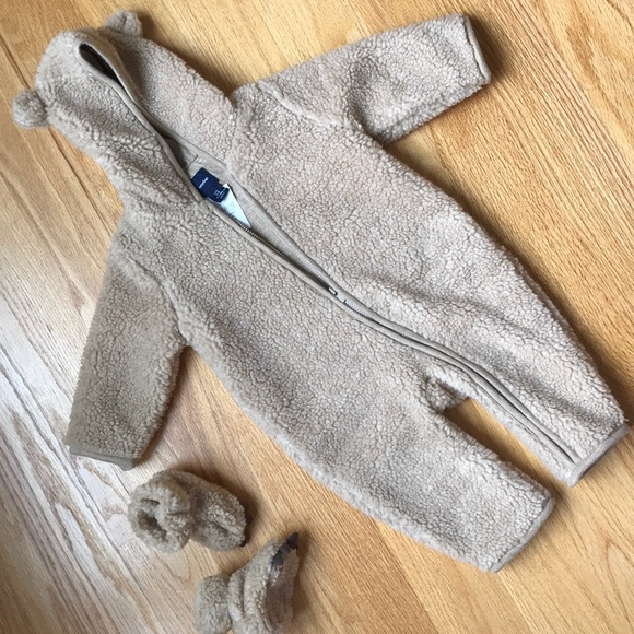 GAP Other - Full body bear suit for cold weather 🐻